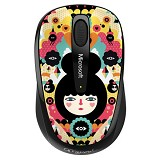 MICROSOFT Wireless Mobile Mouse 3500 Artist Edition [GMF-00372] - Muxxi - Mouse Mobile